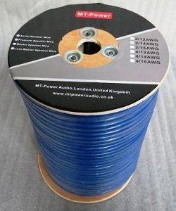 MT-Power Aerial Speaker Wire AWG 2/16